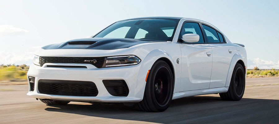 2021 Dodge Charger SRT Hellcat