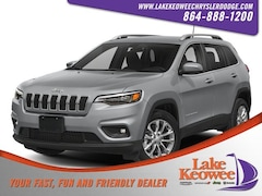 New 2019 Jeep Cherokee LATITUDE PLUS FWD Sport Utility in Seneca