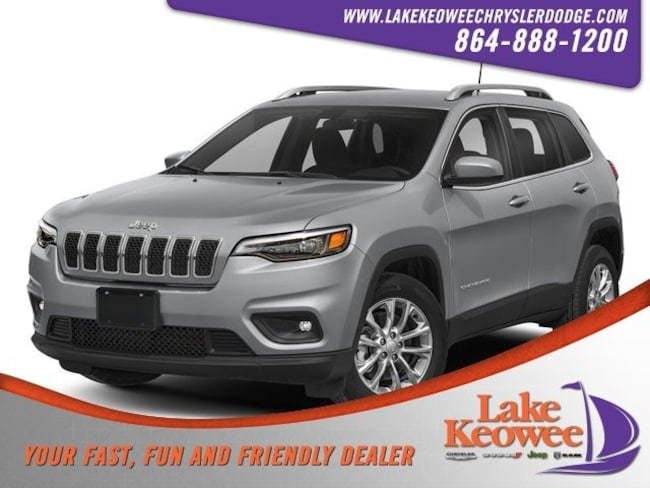 New 2019 Jeep Cherokee LIMITED FWD Sport Utility in Seneca, SC near Greenville, SC