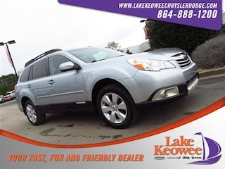 Used 2012 Subaru Outback 4dr Wgn H4 Auto 2.5i Limited Pzev Wagon for sale in Seneca, SC near Greenville, SC