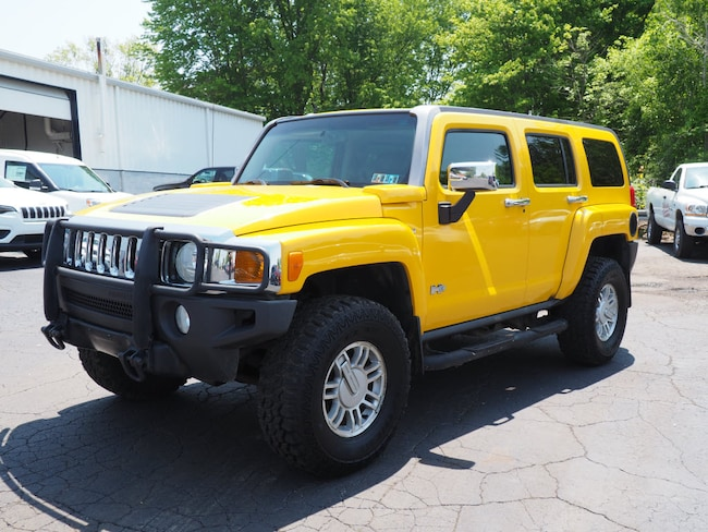 Used  2006 HUMMER H3 SUV Base SUV near Meadville PA