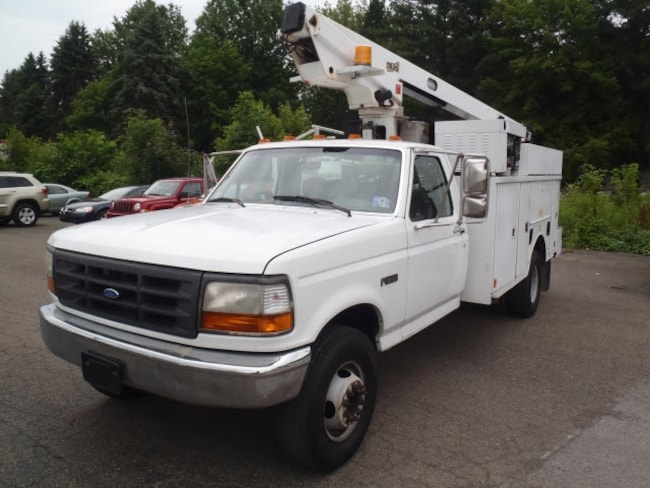 Used  1996 Ford F-Super Duty XL Truck near Meadville PA