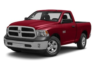 2013 Ram 1500 Tradesman Regular Cab Pickup 3C6JR6AG2DG509833