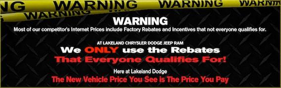 Lakeland Chrysler Dodge Jeep >> New Used Chrysler Dodge Jeep Ram Dealer Lakeland