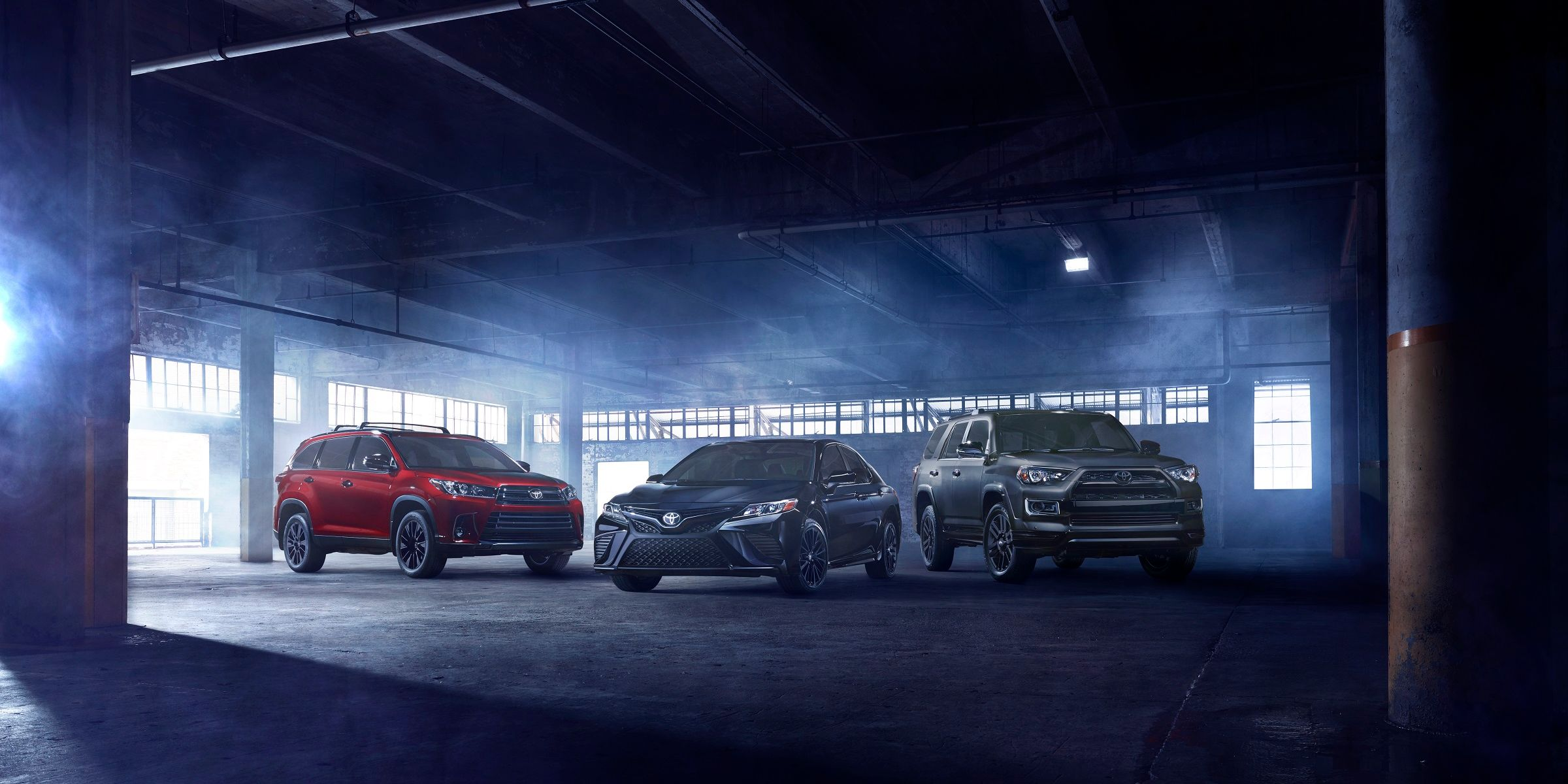 New 2019 Toyota Lineup In Lakeland Fl