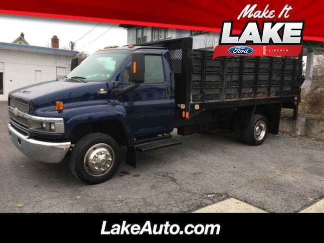 2004 Chevrolet C4500 Chassis Cab Truck