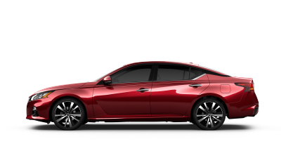 New 2019 Nissan Altima car for sale at Council Bluffs Nissan dealership near Bellevue