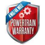 powertrain warranty logo