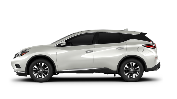 New 2018 Nissan Murano SUV for sale at Council Bluffs Nissan dealership near Bellevue