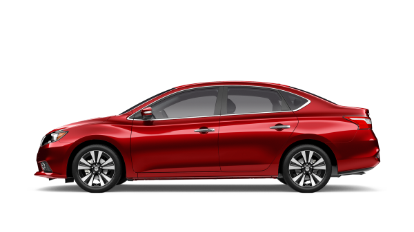 New 2018 Nissan Sentra car for sale at Council Bluffs Nissan dealership near Omaha