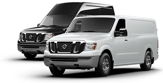 Nissan NV Cargo Vans for sale at Edwards Nissan in Council Bluffs