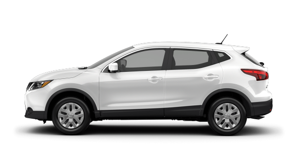 New 2018 Nissan Rogue Sport SUV for sale at Council Bluffs Nissan dealership near Omaha