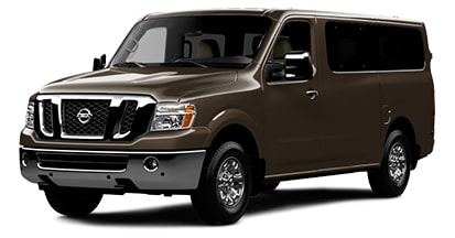 Nissan NV Passenger Vans for sale at Edwards Nissan in Council Bluffs