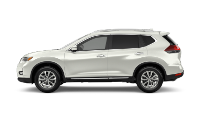 New 2019 Nissan Rogue SUV for sale at Council Bluffs Nissan dealership near Omaha