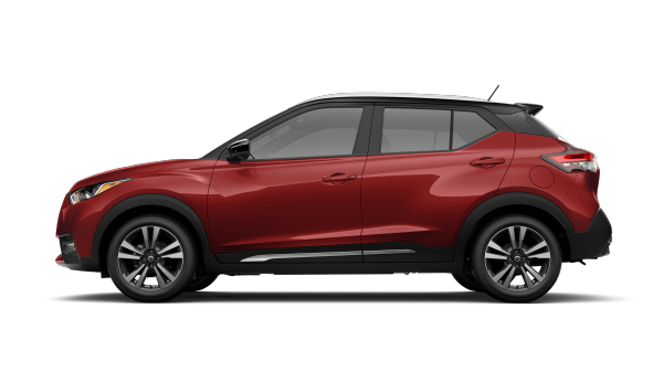 New 2018 Nissan Kicks Crossover SUV for sale at Council Bluffs Nissan dealership near La Vista