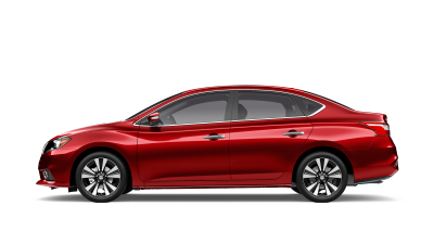 New 2019 Nissan Sentra car for sale at Council Bluffs Nissan dealership near Omaha
