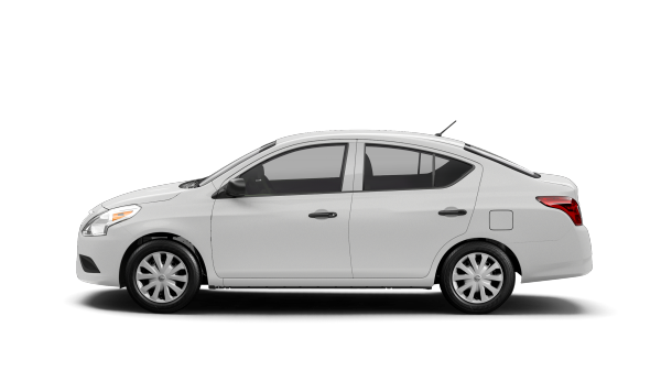 New 2018 Nissan Versa car for sale at Council Bluffs Nissan dealership near Fremont
