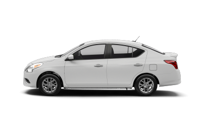 New 2019 Nissan Versa car for sale at Council Bluffs Nissan dealership near Fremont