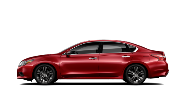 New 2018 Nissan Altima car for sale at Council Bluffs Nissan dealership near Bellevue