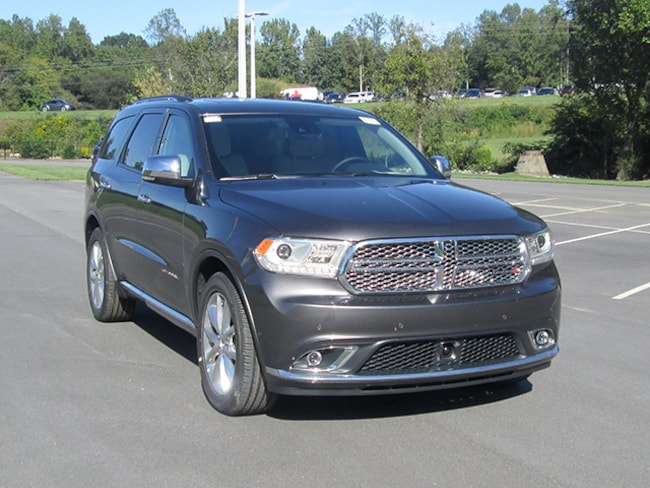 New 2019 Dodge Durango Citadel Sport Utility for sale near Charlotte
