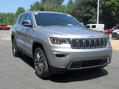 New 2018 Jeep Grand Cherokee Limited Sport Utility for sale near Charlotte, NC