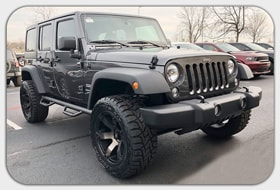 Build Your Own Custom Jeep In Cornelius Nc Lake Norman Jeep