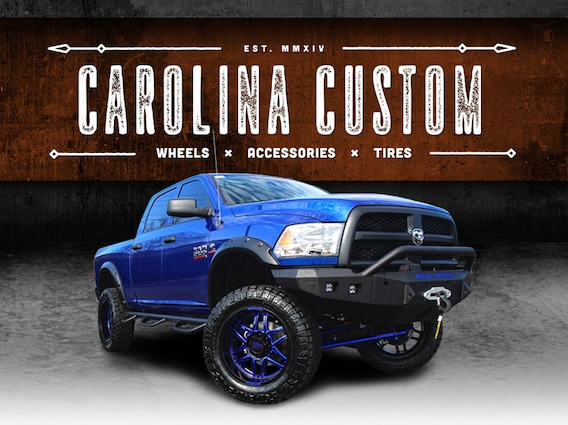 Custom Dodge Ram 1500 >> Custom Trucks At Gastonia Chrysler Dodge Jeep Ram Gastonia