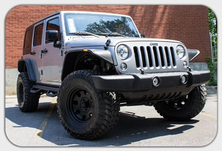 Lifted Jeeps For Sale In Nc >> Build Your Own Custom Jeep In Cornelius, NC   Lake Norman Jeep