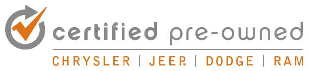Jeep Certified Pre Owned >> Certified Pre-Owned Chrysler Dodge Jeep RAM Cars