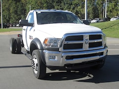 New 2018 Ram 4500 Chassis Tradesman Regular Cab for sale near Charlotte, NC
