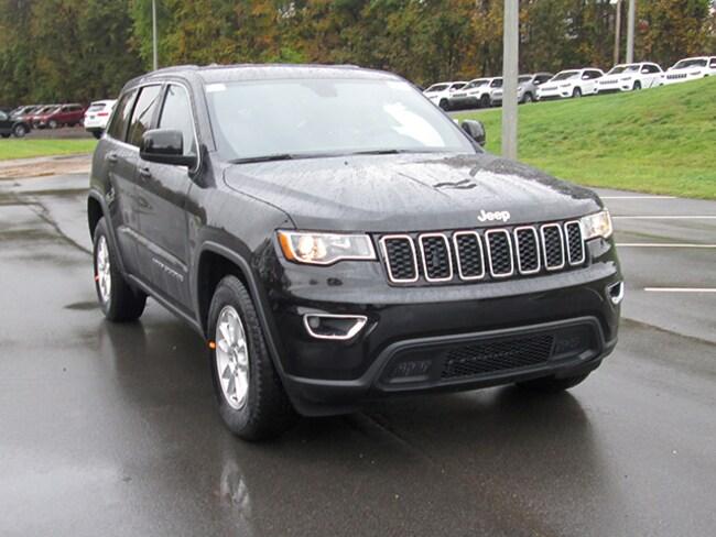 New 2019 Jeep Grand Cherokee Laredo Sport Utility for sale near Charlotte
