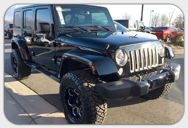 Jeep Jk Tires >> Create Your Custom Jeep in Gastonia, NC | Gastonia Chrysler Dodge Jeep Ram
