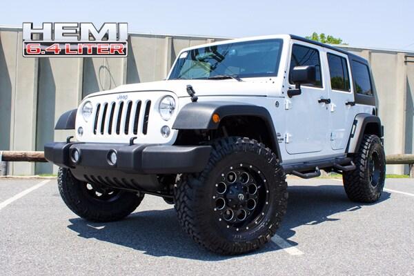 Custom Car Upfits | Chrysler Dodge Jeep RAM Dealer ...