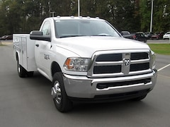 New 2018 Ram 3500 Chassis Tradesman Regular Cab for sale near Charlotte, NC