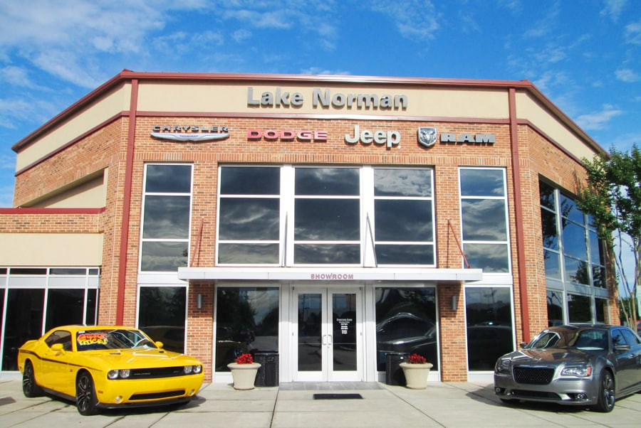 About Lake Norman Chrysler Dodge Jeep Ram Charlotte New Jeep - Jeep chrysler dealerships