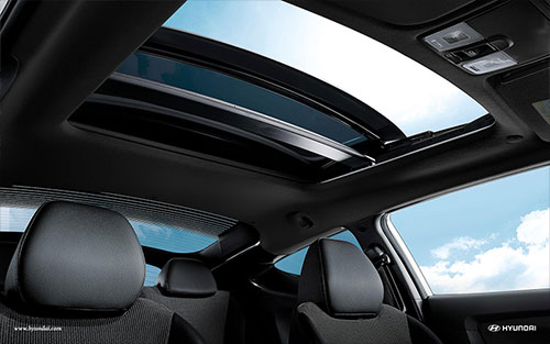 Veloster Sunroof