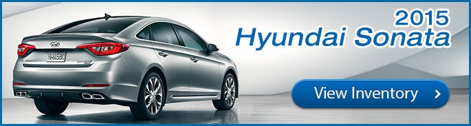 2015 Hyundai Sonata View Inventory