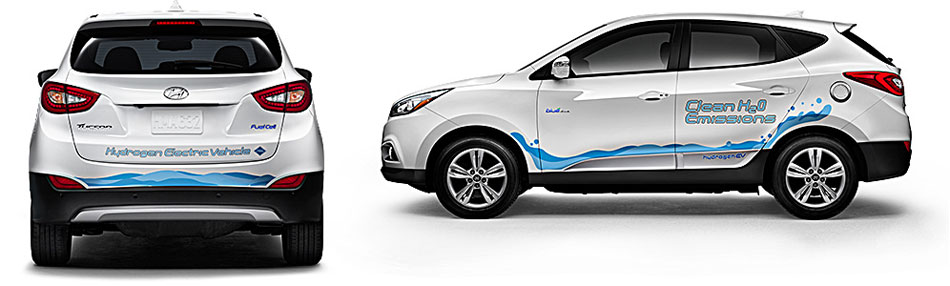 Tucson Fuel CEll Water Wrap