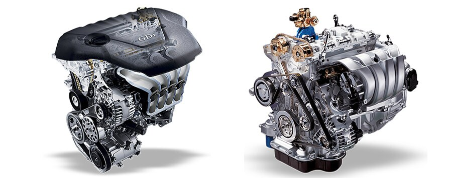Veloster Engine