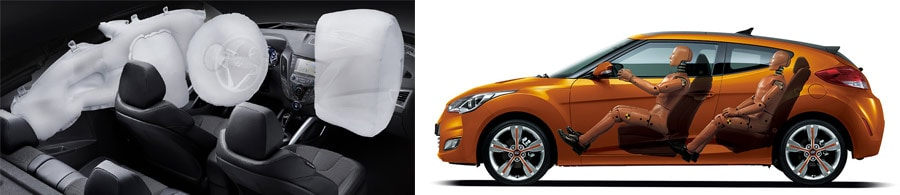 Veloster Safety Features