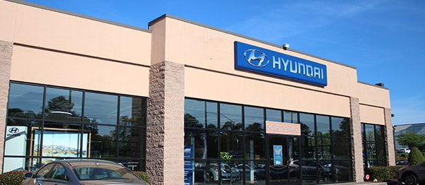Lake Norman Hyundai Dealership
