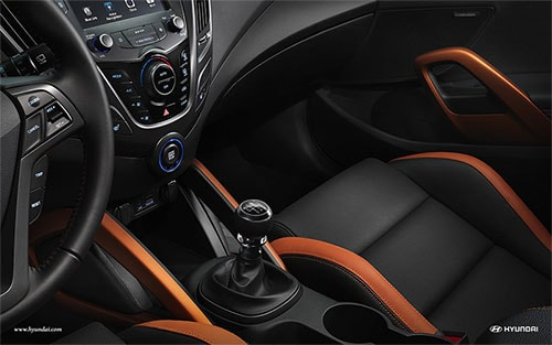 Hyundai Veloster Manual Transmission