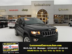 Certified pre-owned cars, trucks, and SUVs 2015 Jeep Grand Cherokee Laredo 4x4 SUV for sale near you in Montague, MI