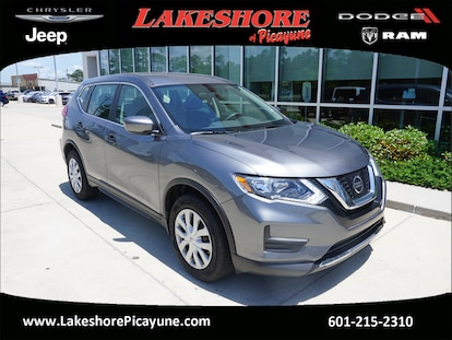 Used 2017 Nissan Rogue For Sale at Lakeshore of Picayune