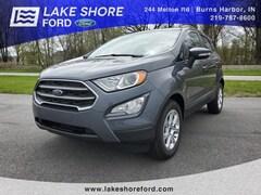 2020 Ford EcoSport SE SUV for sale near Michigan City, IN