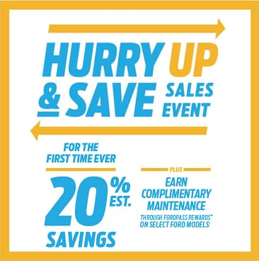 Hurry Up & Save