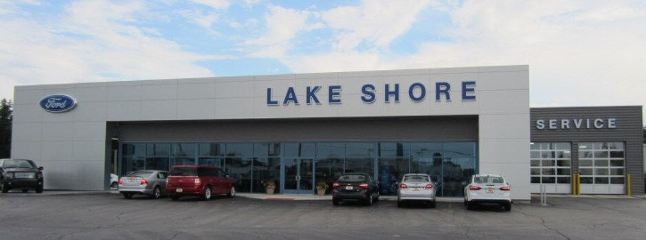 Lake Shore Ford Certified Pre Owned Center In Burns Harbor, IN