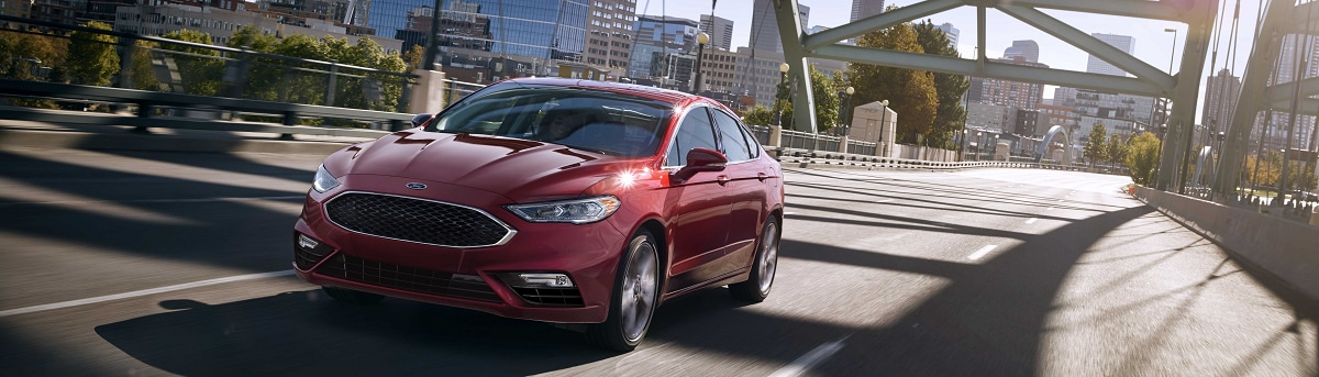 The Ford Fusion Meets Three Worthy Opponents In A Lake Shore Ford  Comparative Review