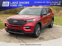 2021 Ford Explorer XLT SUV for sale near Portage, IN