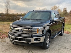 2020 Ford F-150 Lariat Truck for sale near Valparaiso, IN